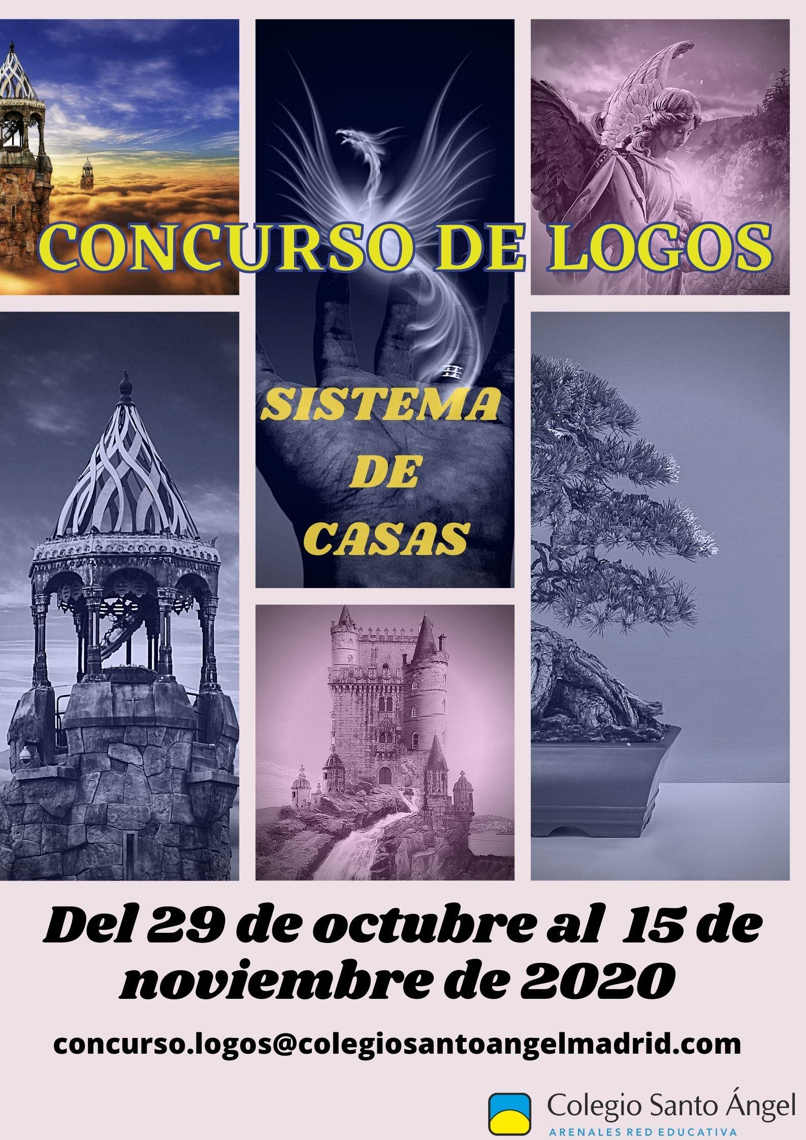 SISTEMA DE CASAS: Concurso de Logos