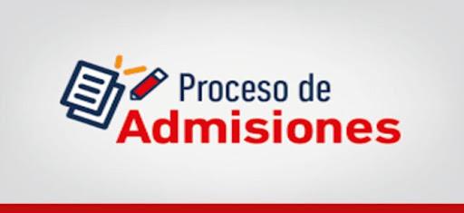 LISTADOS PROCESO ADMISIONES 2021-22